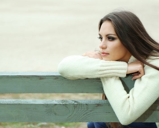 I am a strong woman. Is that the reason I am alone?