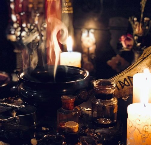 Free Ritual for love and money