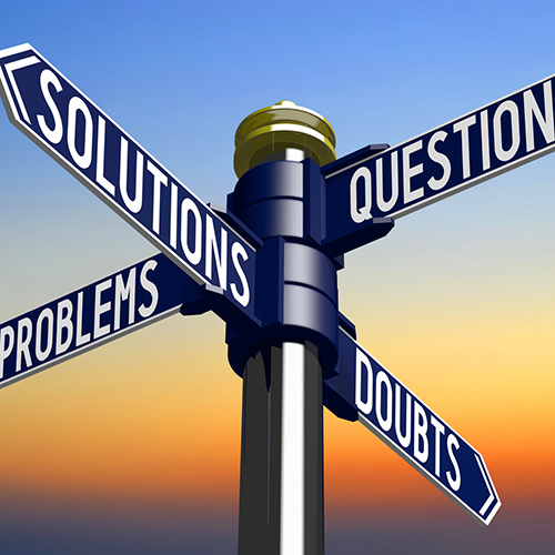 How to get out of poverty and repetitive problems?