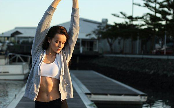 Marathon Complete transformation of body face for 31 days with Emilia Belcheva