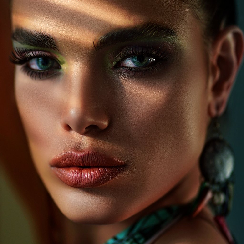 make up woman beauty happy love professional daytime evening